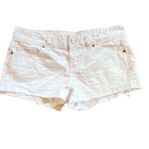 PINK Victoria's Secret Denim Shorts Size 2 S1-216